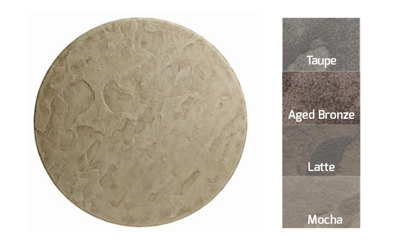 Table Top Replacement Service | Faux Stone